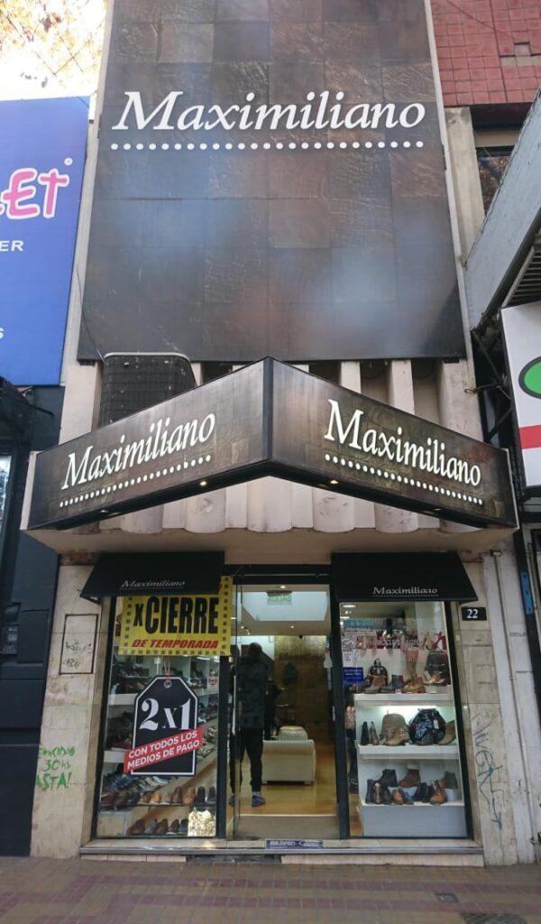 Maximiliano Outlet